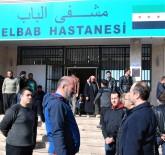 SAĞLIK HİZMETİ - Sınır Ötesi Hastanelerde 'Operasyon' Hazırlığı