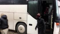 AFGANISTAN - Sivas'ta 137 Yabancı Uyruklu Yakalandı