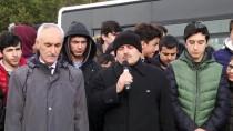 ÖĞRENCİ MECLİSİ - Sivas'ta Öğrencilerden 'Kar Duası'