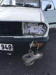 KAÇAK SİGARA - Suriye Uyruklu Sigara Kaçakçısı Polisi Şaşırttı