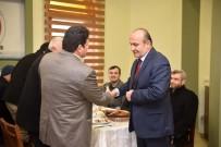 OSMAN AYDıN - Taşköprü Belediye Başkanı Arslan, Din Görevlileriyle Bir Araya Geldi