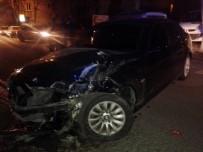 ATATÜRK BULVARI - Tekirdağ'da Trafik Kazası Açıklaması 3 Yaralı