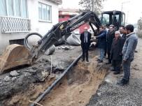 SARıLAR - TESKİ Çorlu'yu Eski Ve Sağlıksız Su Borularından Kurtarıyor