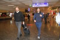ATATÜRK - Trabzonspor'un Yeni Transferi Novak İstanbul'da