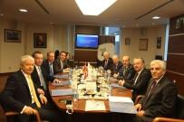 İL GENEL MECLİSİ - Trakya Kalkınma Ajansı Yönetim Kurulu Edirne'de Toplandı