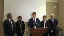 METİN FEYZİOĞLU - Türkiye Barolar Birliği Başkanı Feyzioğlu Açıklaması