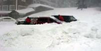 Uludağ'da Kar Fırtınası