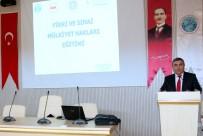 İPEKYOLU - Üniversite De Patent, Markalaşma Ve Coğrafi İşaretler Eğitimi