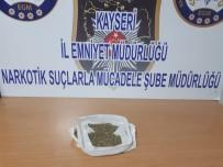 UYUŞTURUCU MADDE - Uyuşturucu Operasyonu Açıklaması 1 Gözaltı