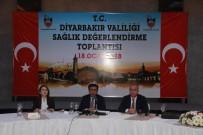 AİLE SAĞLIĞI MERKEZİ - Vali Güzeloğlu, Sağlık Değerlendirme Toplantısına Katıldı