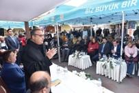 ALİ İHSAN SU - Vali Su, Tarsus'ta Vatandaşlarla Buluştu