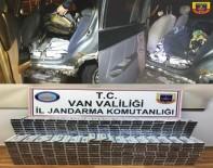 İPEKYOLU - Van'da 9 Bin 970 Paket Kaçak Sigara Ele Geçirildi