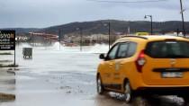Yalova'da Yağış Ve Fırtına