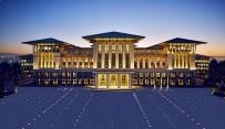 İSMAIL KAHRAMAN - Yasama, Yürütme Ve Yargı Organı Temsilcileri Beştepe'de