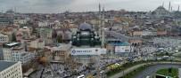 KUBBE - Yeni Camii Restorasyonunun Yüzde 50'Si Tamamlandı