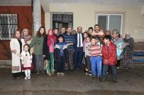 CİNSİYET EŞİTLİĞİ - Yıldırım'da Mutlu Aileler