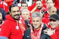 TIAGO - Ziraat Türkiye Kupası Açıklaması Antalyaspor Açıklaması 0 - Kayserispor Açıklaması 1 (İlk Yarı)