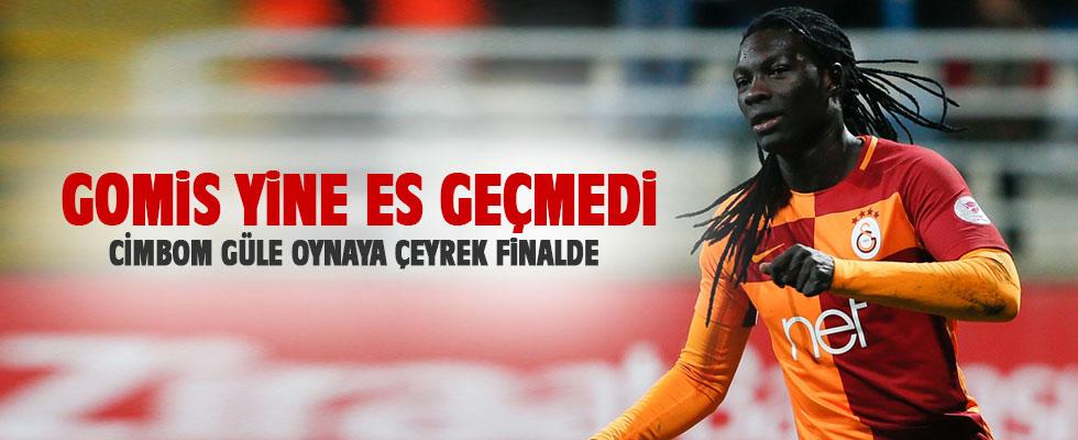 Bucaspor-Galatasaray maç sonucu: 0-3
