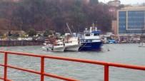 METEOROLOJI GENEL MÜDÜRLÜĞÜ - Zonguldak'ta Şiddetli Rüzgar Ve Yağmur Etkili Oldu