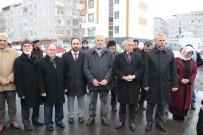 YARDIM MALZEMESİ - 10 Tır Yardım Malzemesi Suriye'ye Gönderildi