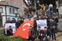 ŞEYH EDEBALI - 120 Öğrenci KYK Kış Kampı İçin Bilecik'te