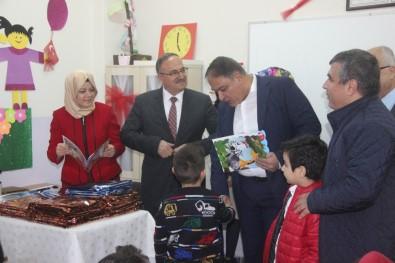 55 bin Türk ve Suriyeli öğrenci karne aldı