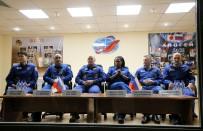 ULUSLARARASı UZAY İSTASYONU - ABD'li Astronot Uzay Görevinden Alındı