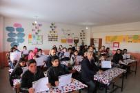 OVAKıŞLA - Ahlat'ta 10 Bin Öğrenci Karne Aldı