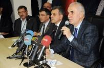 MEHMET AKYÜREK - AK Parti Genel Başkan Yardımcısı Kaya, Şanlıurfa'da