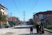 ALIKAHYA - Alikahya'da Elektrik Direkleri Yükselecek