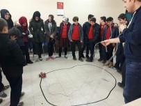ROBOTLAR - Altıntaş'ta 'Oynayarak Kodluyorum' Projesi