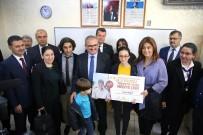 SOSYAL SORUMLULUK - Antalya'da Okul Birincilerinin 5 Yıldızlı Tatili Başladı