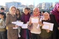 YARIYIL TATİLİ - Ayvalık Ustalı Anadolu İmam Hatip Lisesi'nde İlk Karne Heyecanı
