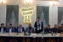 ERZURUMSPOR - B.B.Erzurumspor'da Moral Yemeği