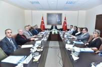 BAŞBAKANLIK - Bağımlılıkla Mücadele Koordinasyon Kurulu Vali Su Başkanlığında Toplandı