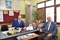 Başkan Albayrak, Aydoğdu Mahallesi Muhtarıyla Bir Araya Geldi