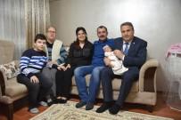 AHMET ŞİMŞEK - Başkan Çerçi, Şimşek Ailesinin Mutluluğuna Ortak Oldu
