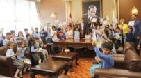 EĞİTİM SEFERBERLİĞİ - Başkan Er Açıklaması 'Karne Hepimize Verilen Nottur'