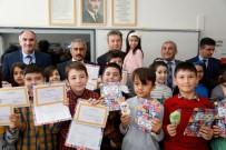 ZEKERIYA GÜNEY - Başkan Palancıoğlu Öğrencilerin Karne Heyecanına Ortak Oldu