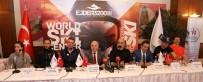 DÜNYA KUPASı - Başkan Sekmen Açıklaması 'Erzurum Kış Sporlarında Avrupa'nın Merkezi Oldu'