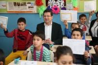 Başkan Subaşıoğlu Öğrencilerin Karne Heyecanına Ortak Oldu