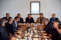 Başkan Tiryaki Altındağlı Müteahhitlerle Buluştu