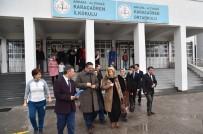 Başkan Tiryaki Okul Ziyaretlerine Devam Etti