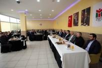 MEHMET KARTAL - Başkan Yaşar Bürokratları İle İlçeyi Değerlendirdi