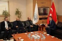BILAL ERDOĞAN - Bilal Erdoğan'dan Esenyurt Belediye'sine Hayırlı Olsun Ziyareti