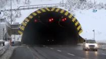 Bolu Dağı'ndaki Kar Yağışı