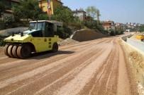 Büyükşehir Belediyesi Çayırova İlçesinde Yol Yapımı İçin İhale Yaptı