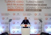 İMAR VE KALKINMA BANKASI - Cumhurbaşkanı Erdoğan'dan Kredi Derecelendirme Kuruluşlarına Tepki