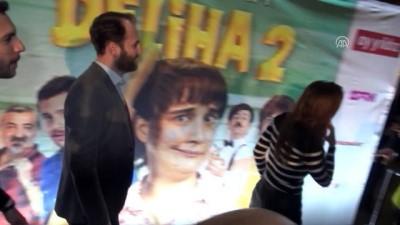 'Deliha 2' filminin Avrupa galası