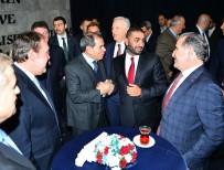 AVRUPA FUTBOL ŞAMPİYONASI - Dursun Özbek Açıklaması 'Türkiye, 2024 Ev Sahipliğini Hak Ediyor'